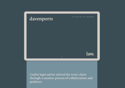 Davenports Law – website